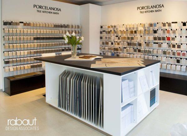 Porcelanosa Showroom Rabaut Design Associates