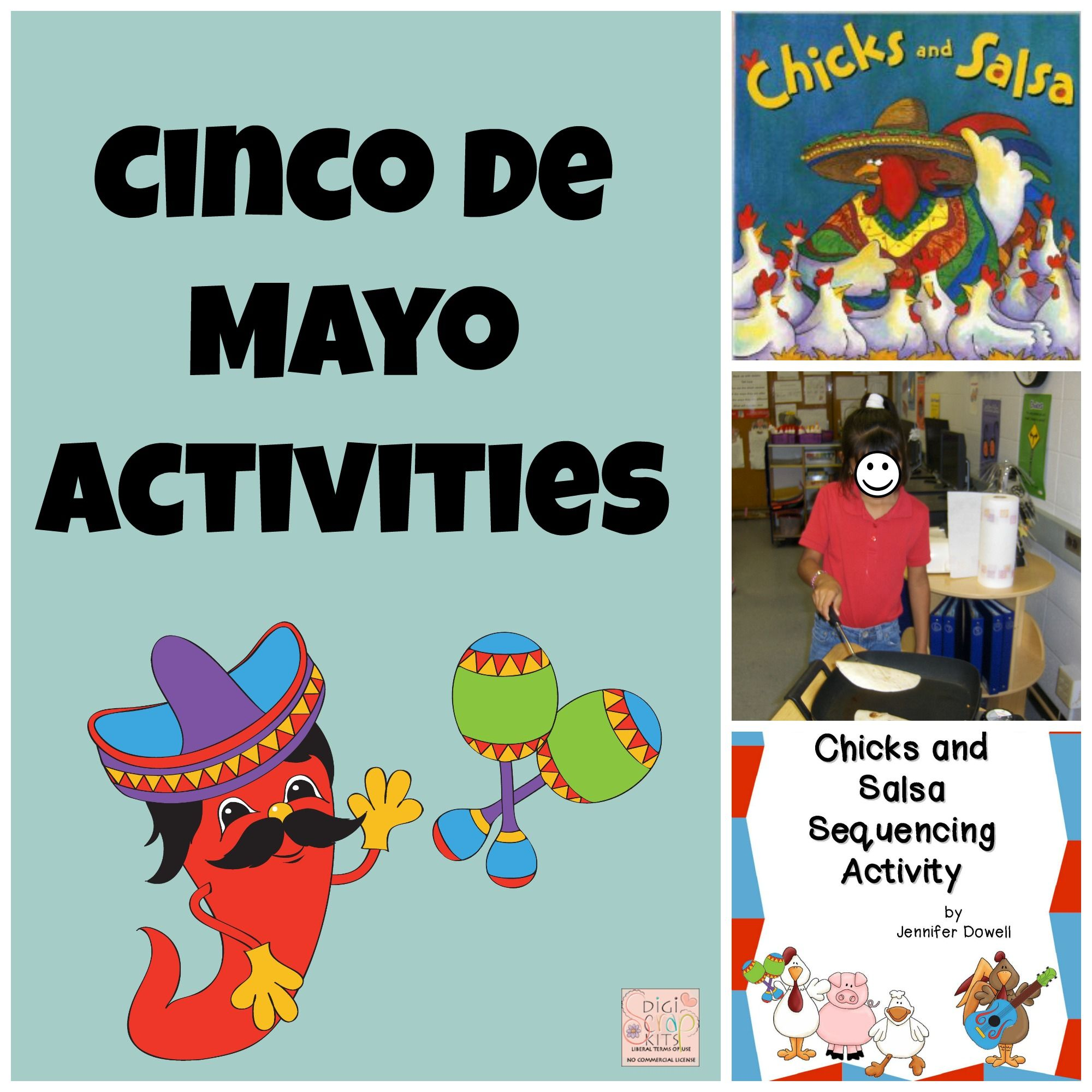 Cinco De Mayo Activities For The Classroom