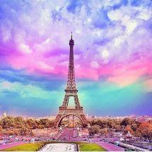 Cuadros De La Torre Eiffel - Buscar Google