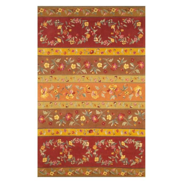 Tuscan Style Area Rugs Decorating Floors In