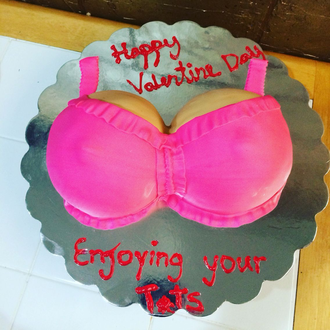 Tits Cake Valentines Ideas Cake Men S Cake Girls Cake
