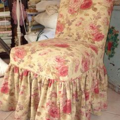 Parsons Chairs Slipcovers Dining Chair Slip Covers Uk Shabby Chic For Loveseats Cottage By Design