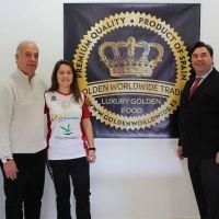 Golden WorldWide patrocinador para el Santa Teresa.