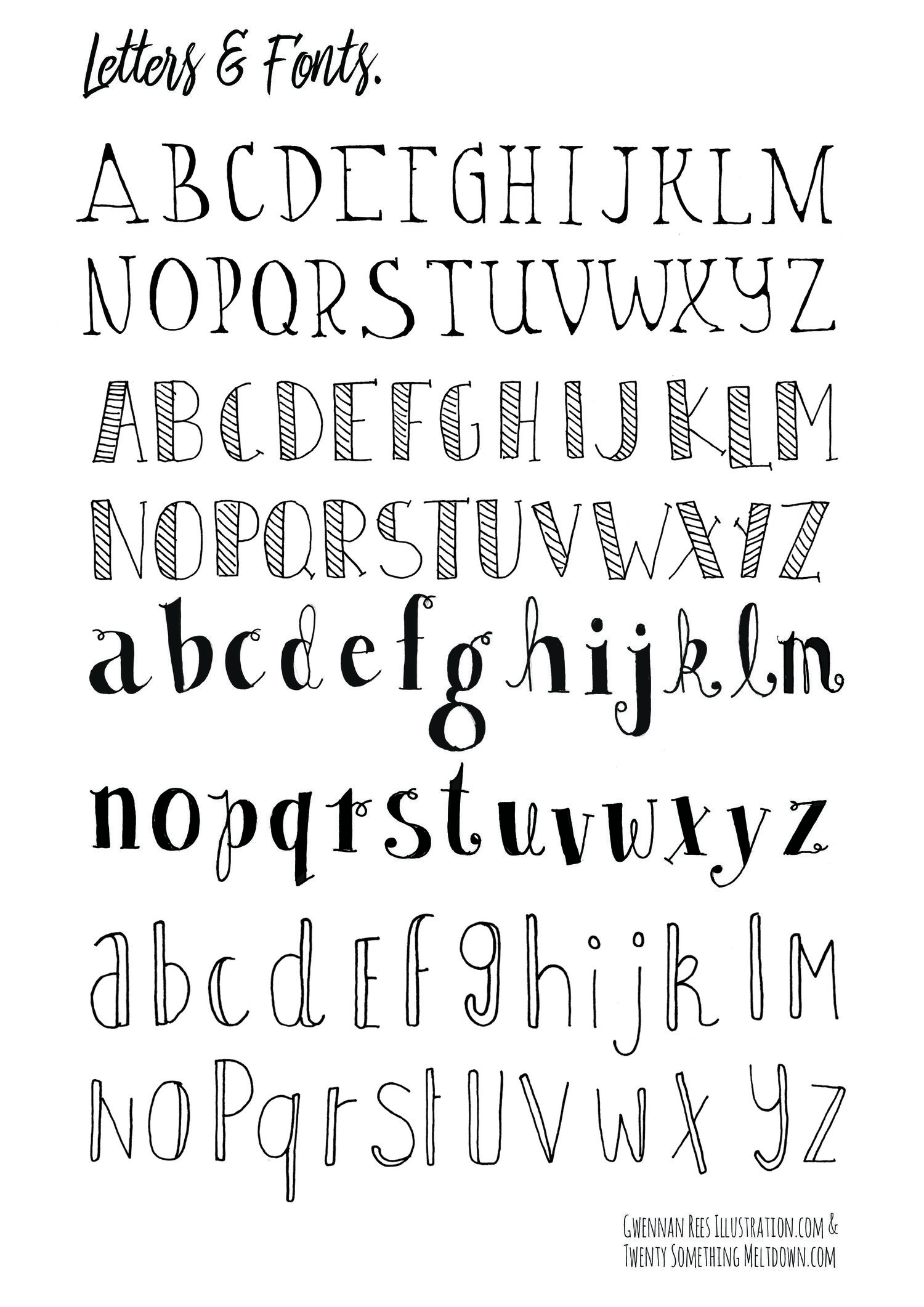 Best 25 Pretty Letters Ideas