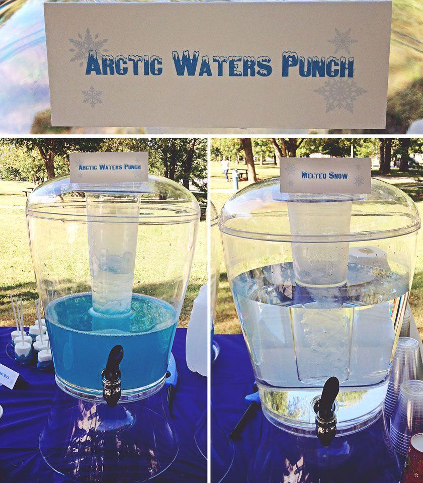 10 Disney's Frozen Themed Birthday Party Food Ideas Creative