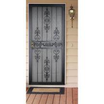 Unique Home Designs Security Screen Doors