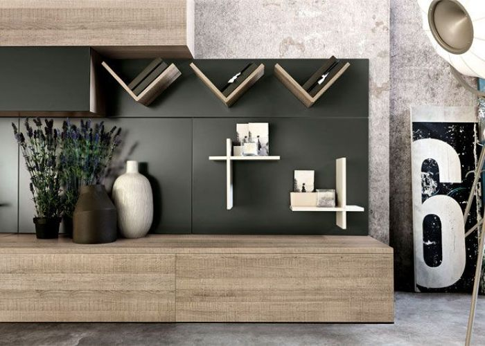 Wall panel system magnetika by ronda design also pinterest