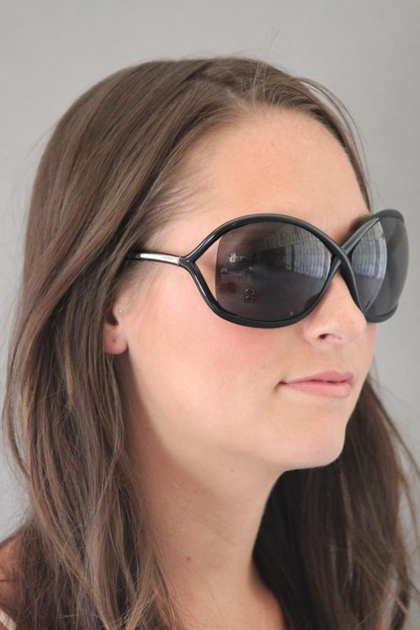 Angelina Jolie Tom Ford Whitney Sunglasses