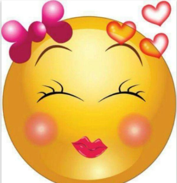 happy in love emoticons