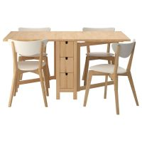 gorgeous small dining table that can be folded complete ...