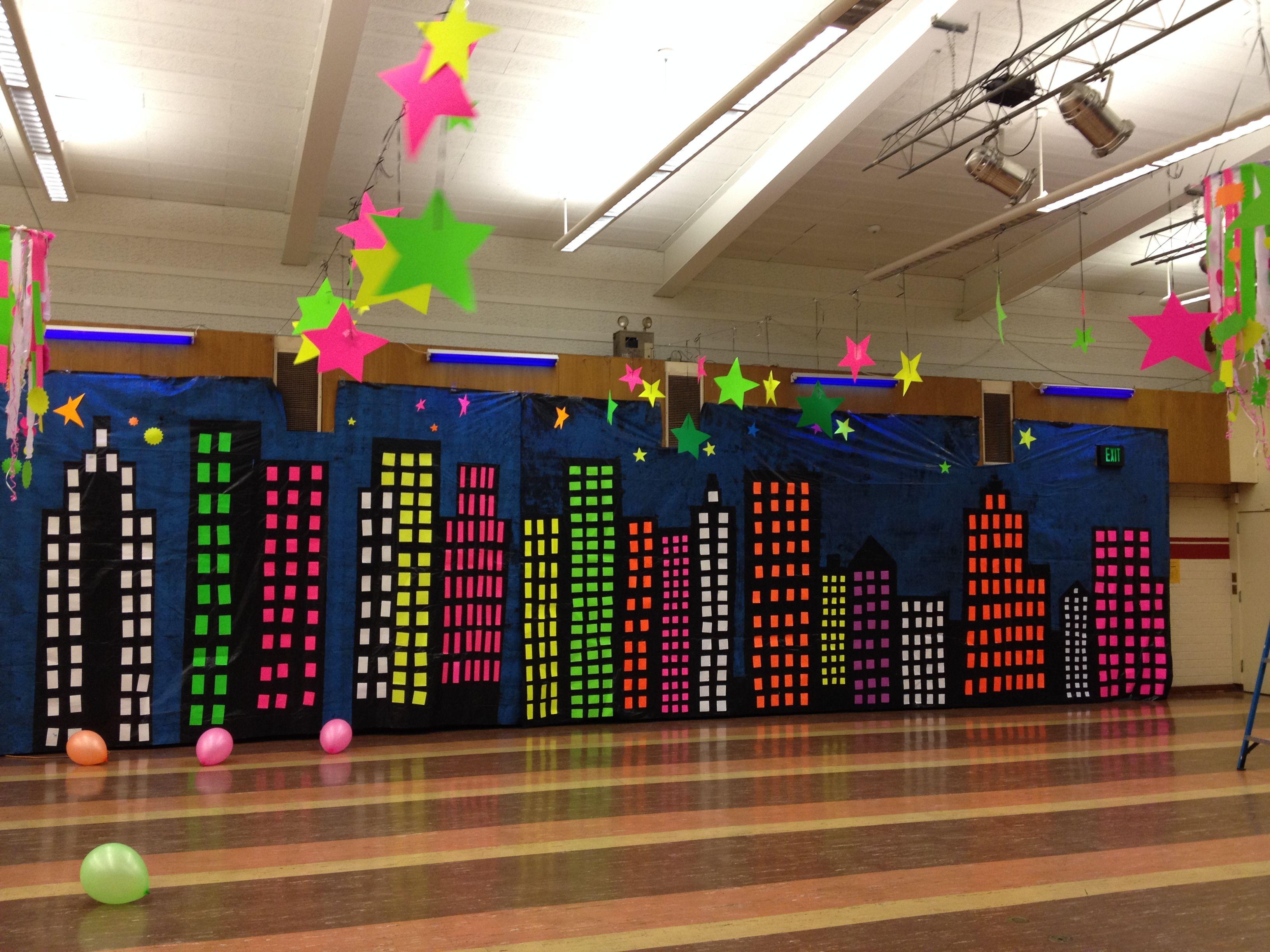 Halloween Decorations For School Dance