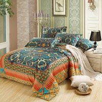 Cliab Moroccan Bedding Bohemian Bedding Sets Full/Queen