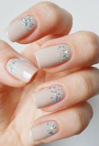 Fashion-Gliter-Simple-Cute-Nails-8.jpg 600882 pixels ...