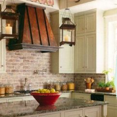 Faux Brick Kitchen Milos Comfydwelling Com Blog Archive 67 Stylish Kitchens With A Wall