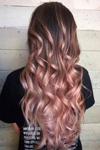 27 Fabulous Brown Ombre Hair | Brown ombre hair, Hot brown ...