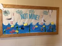 Finding Nemo. STI Board. Reslife RA Bulletin Board