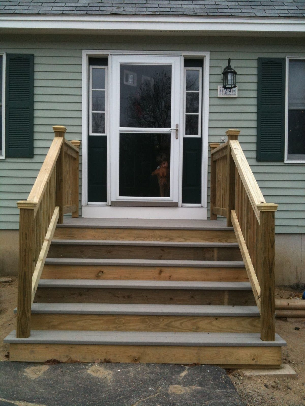 Front Steps Google Search Front Steps Pinterest   Front House Stairs Design