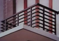 Modern Aluminum Balcony Railing   grills   Pinterest ...