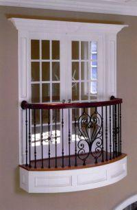 Interior Ironwork - Finelli Ironworks | DOUBLE DECKER ...