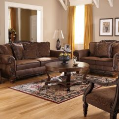 Wooden Sectional Sofa Cindy Crawford Fontaine Cozy Living Room Furniture With Traditional Leather