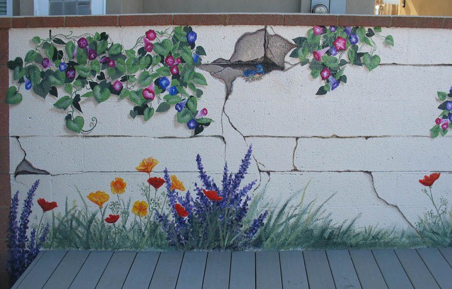 Exterior Wall Murals Residential And Commercial Murals Mural