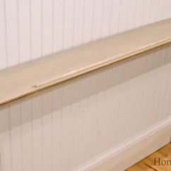Sofa Tables Pinterest Recliner Sale India Two Recycled Table Legs And A Wall Shelf Become Narrow