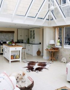 White country conservatory decorating also kitchens rh pinterest