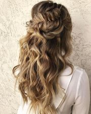 beautiful braided
