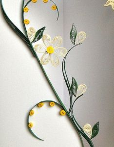 Quilling with fun gallery flowerspaper quillingquilling cardsquilling noelfun wedding also pinterest paper rh