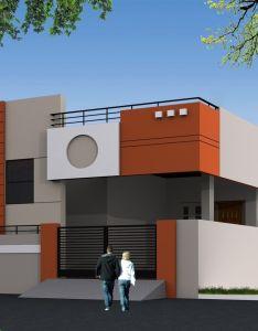House Design In Front Elevation Single Floor Valoblogicom