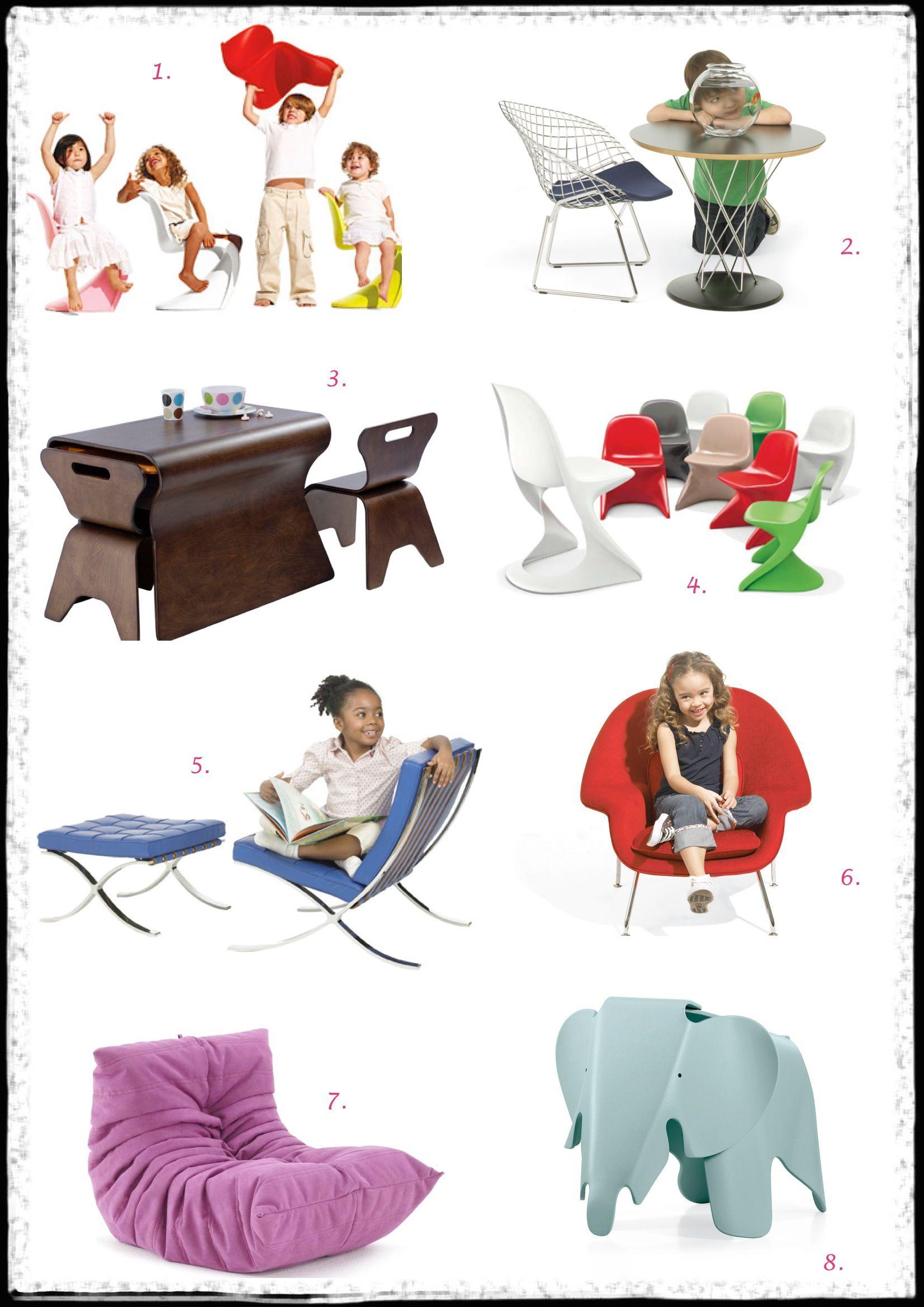 childrens panton chair osaka massage 1 vitra  jr 2 knoll kids childs