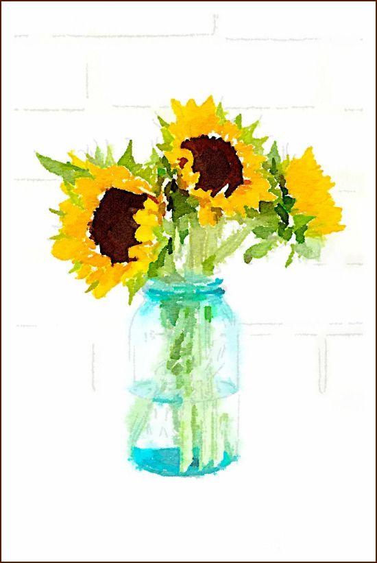 diy fall watercolor printables
