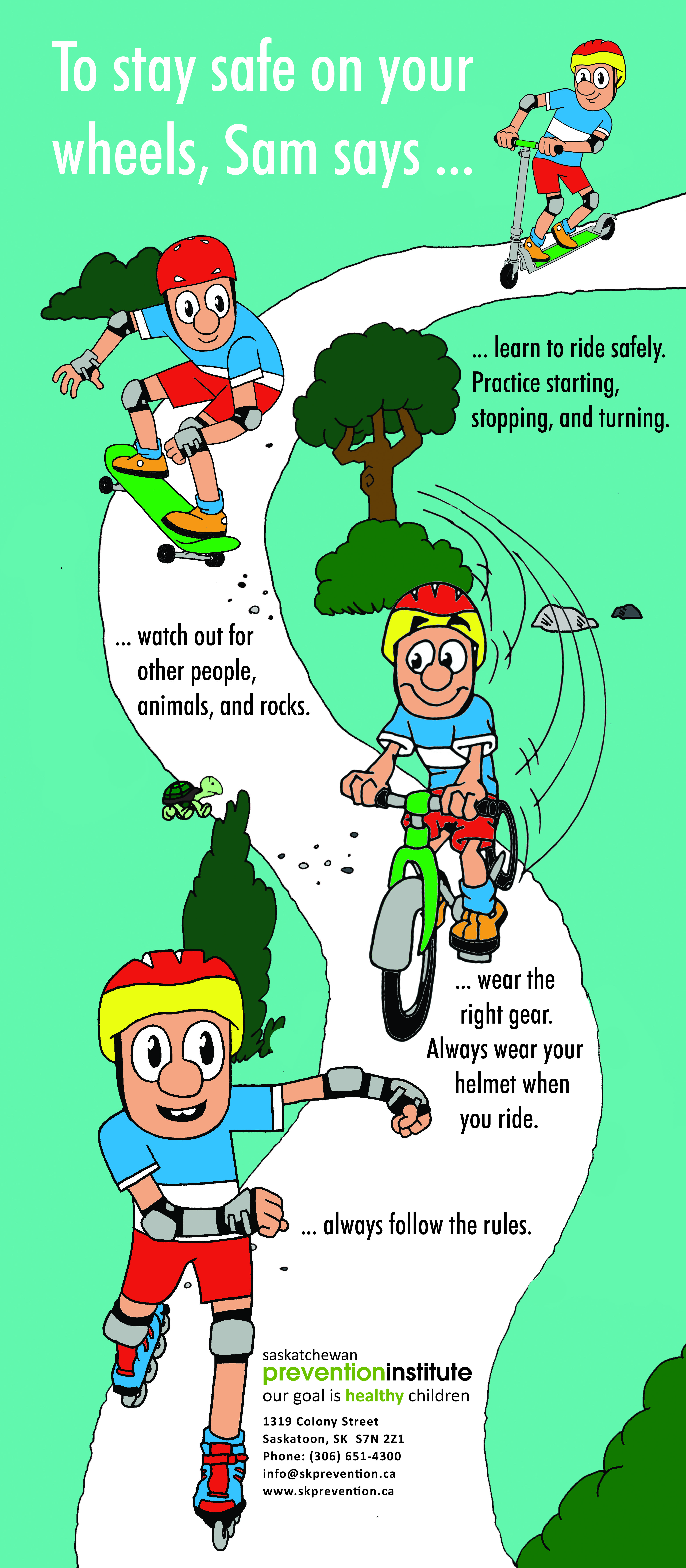 Download Bicycle Safety Packets Espokes Bikes