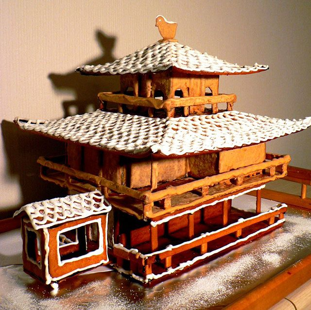 Top 10 Creative Gingerbread Houses ❄Winter❄Christmas