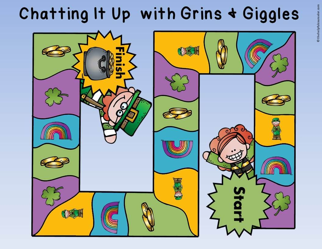 Social Skills Game Conversations With Grins Amp Giggles