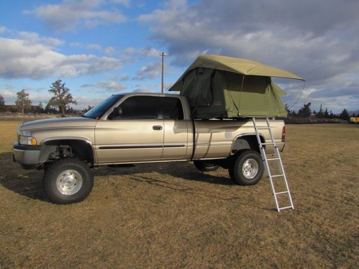 Cascadia Vehicle Roof Top Tents