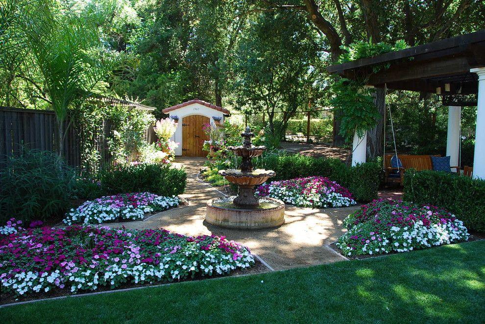 Get The Mediterranean Landscape Design Ideas For Your Yard