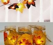 make fall decorations