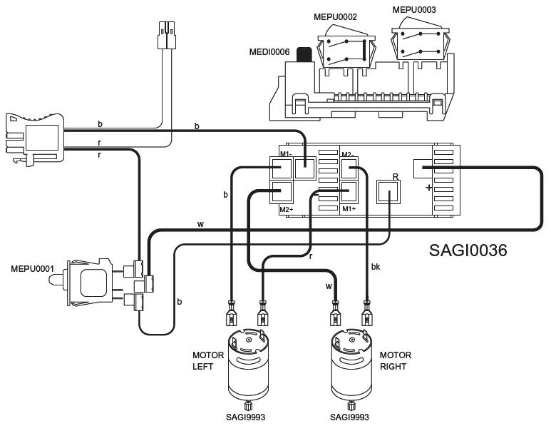 cargo lift wiring diagram