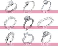 Types of Engagement Ring Settings and Styles