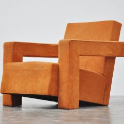 Gerrit Thomas Rietveld Chair British Colonial Utrecht For Metz And Co 1935