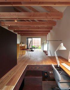 Tamaranzaka house tokyo japan by mds the quality of wood craft is tokyotokyo designwork also rh pinterest