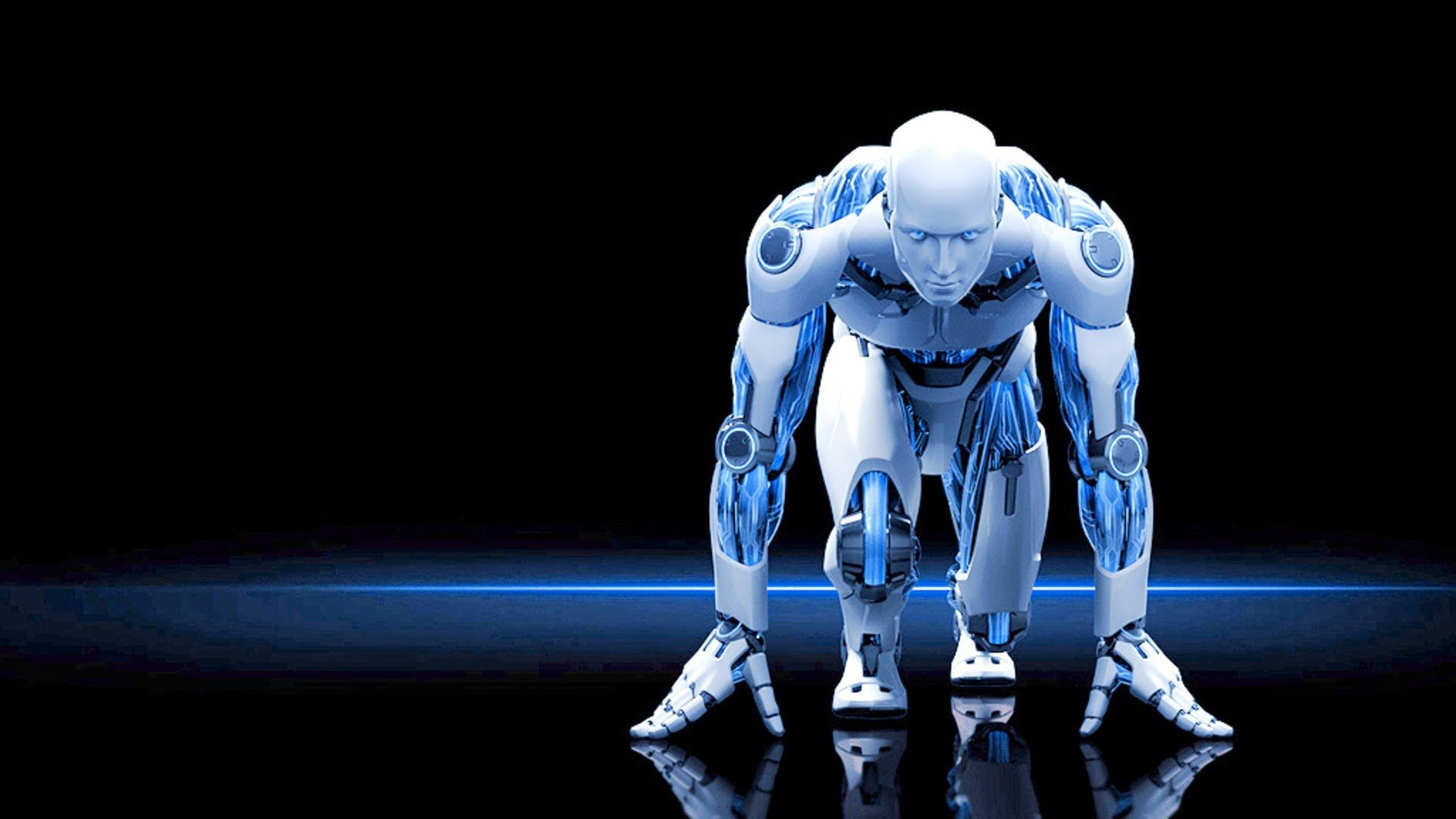 cyborg the future of the human. utilizing an adult women's stem