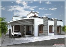 Modern Single Floor House Plans