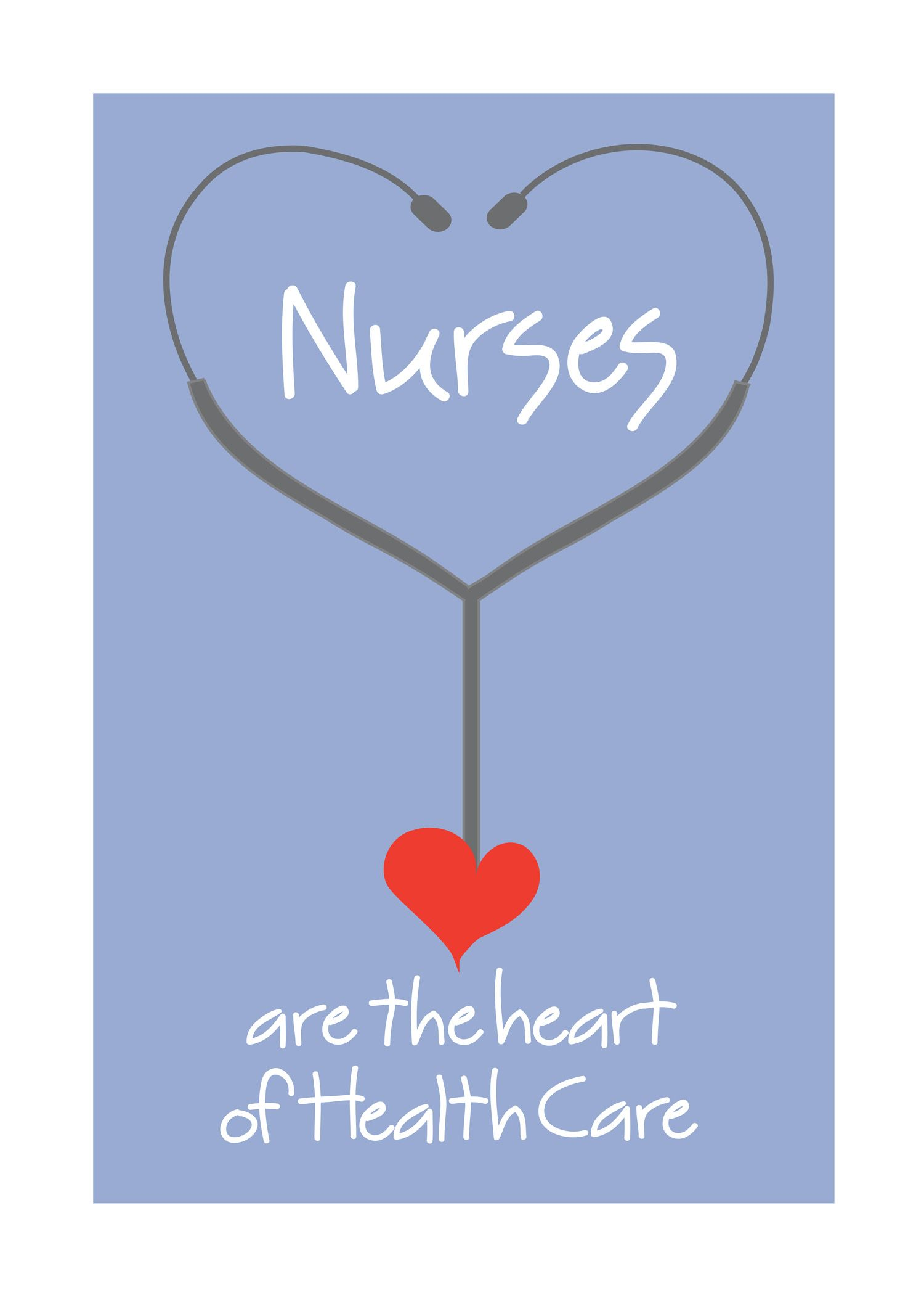 National Nurses Day Cards I Actually Thought This Was