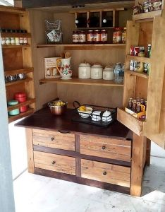 Top innovative ideas for pallet furniture also cabinet pallets rh pinterest