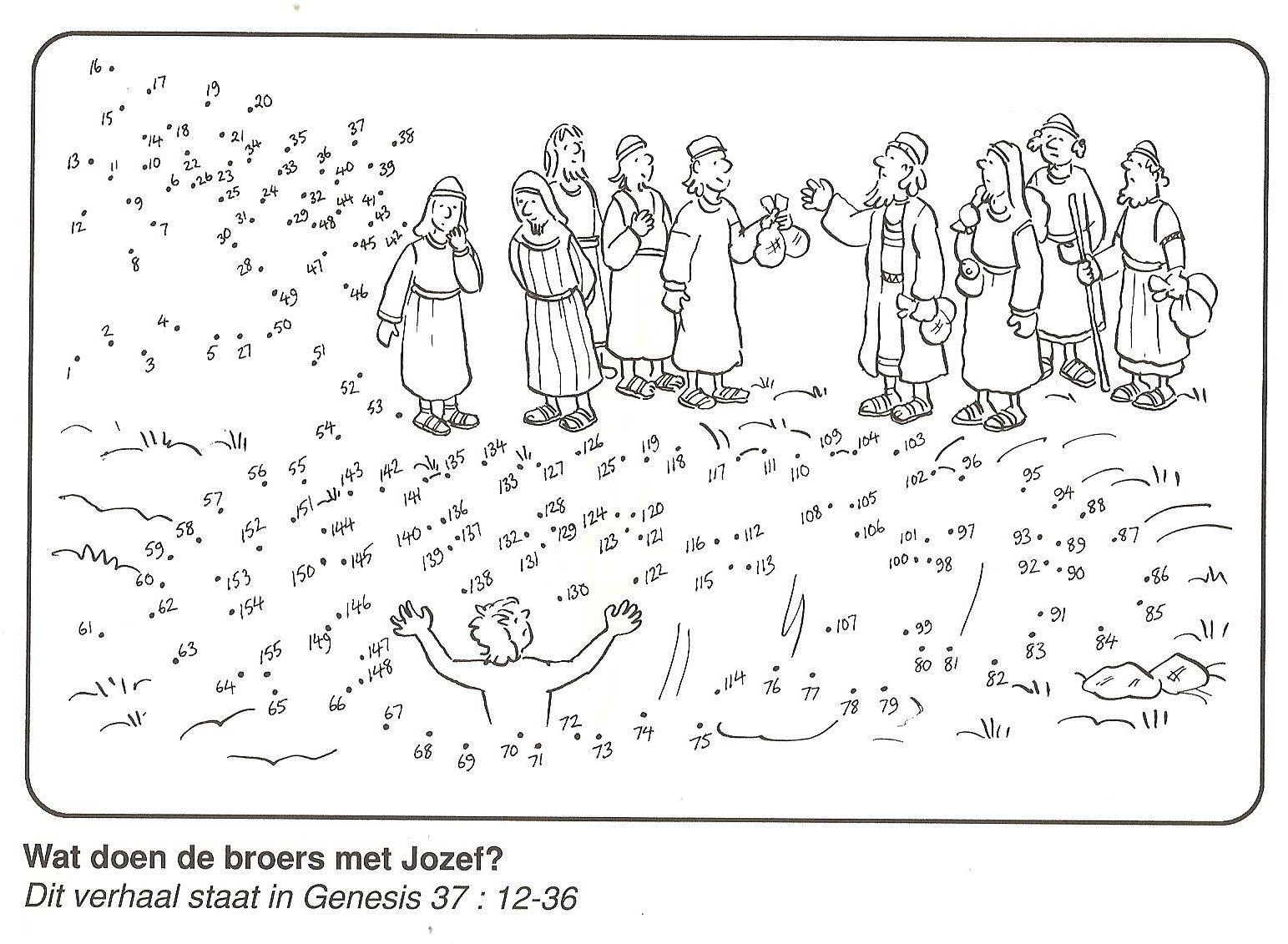 Wat Doen De Broers Met Jozef Van Stip Naar Stip