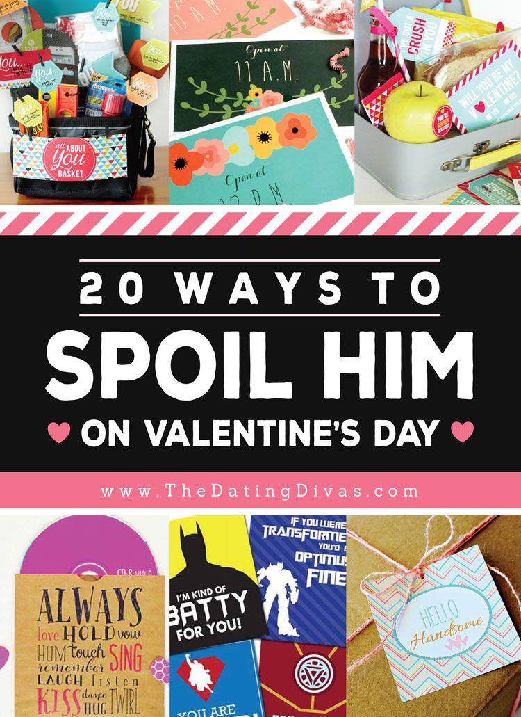 Your How Spoil Boyfriend
