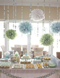Cute party decor but with our theme colours also pin by sheraton commander hotel on event ideas pinterest rh