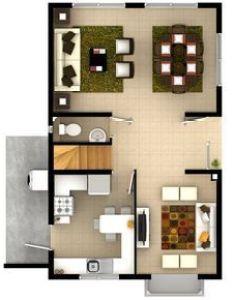 Plano de bonito diseno cada dos pisos  also decoracion rh pinterest